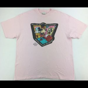 Walt Disney World Minnie Mouse Graphic T-Shirt